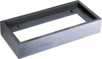Ciplaplast Stainless Steel Stainless Steel Wall Shelf(Number of Shelves - 1, Steel)