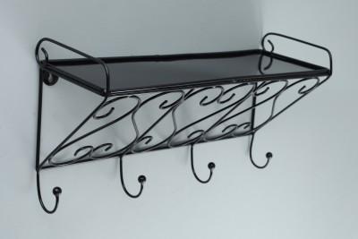 ShellysTrends Iron Wall Shelf