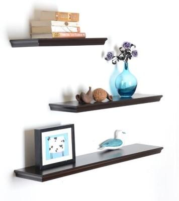 LifeEstyle Wooden Wall Shelf