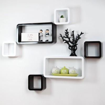 HAIRDIKA FURNITURE mdf cube wall shelf MDF Wall Shelf