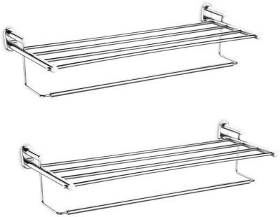 dazzle Stainless Steel Wall Shelf