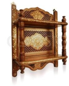 Onlineshoppee AFR1176 Wooden Wall Shelf