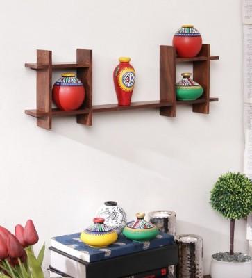 CP DECOR WALL SHELF Wooden Wall Shelf