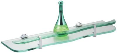 royaL indian craft Elegant Design 18By5 Inch Glass Wall Shelf
