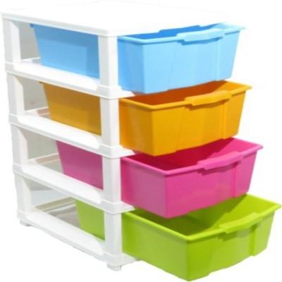TFS Plastic Wall Shelf