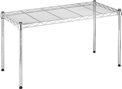 Whitmor 6054-585 Supreme Wide Steel Wall Shelf(Number of Shelves - 1)