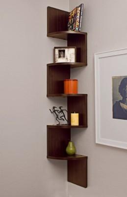 hardika furniture corner MDF Wall Shelf