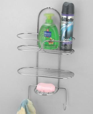 LIFETIME Bathroom Rack Stainless Steel Wall Shelf
