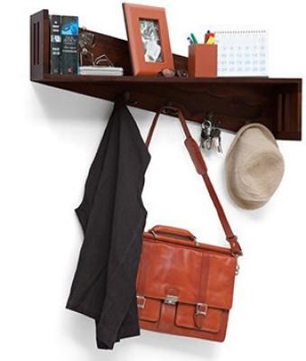 CP DECOR Kayto Coat Rack MDF Wall Shelf