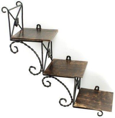 View Antiqua V Group Wooden, Iron Wall Shelf(Number of Shelves - 2) Furniture (Antiqua Vgroup)