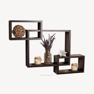 Usha Furniture Wooden Wall Shelf