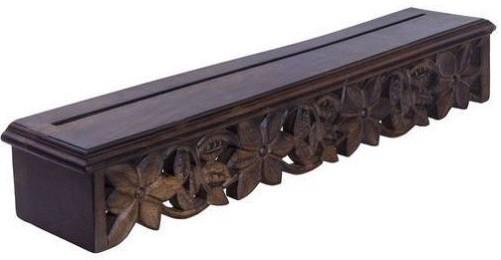 View Antiqua V Group Wooden Wall Shelf(Number of Shelves - 1) Furniture (Antiqua Vgroup)