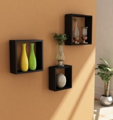 Woodpedlar MDF MDF Wall Shelf