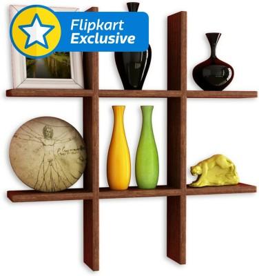 Home Store Shelves Wooden Wall Shelf