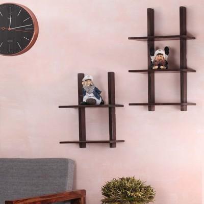 Rahkri RKWDS-60 Wooden Wall Shelf