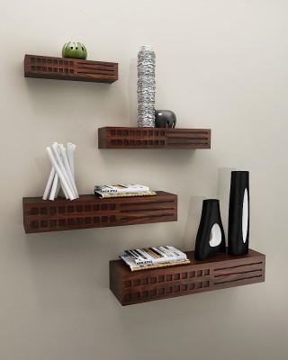 New Look Wooden Wall Shelf