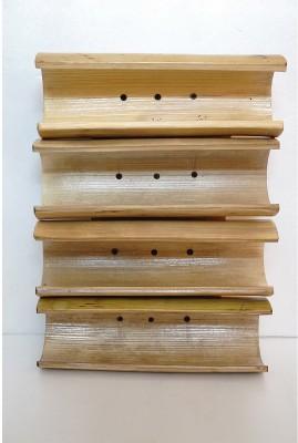 Avanti Kalagram Bamboo Wall Shelf