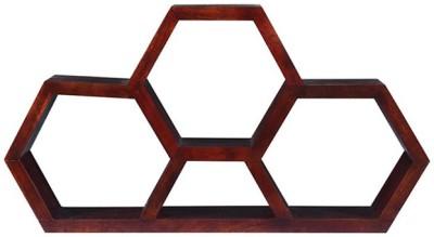 Rahkri RKWDS-28 Wooden Wall Shelf
