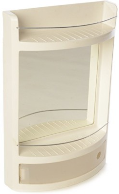 Cipla Plast Morries cabinet Plastic Wall Shelf