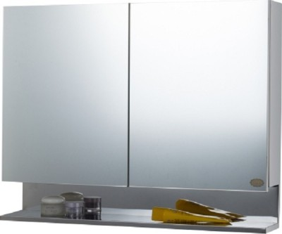 Cipla Stainless Steel Wall Shelf