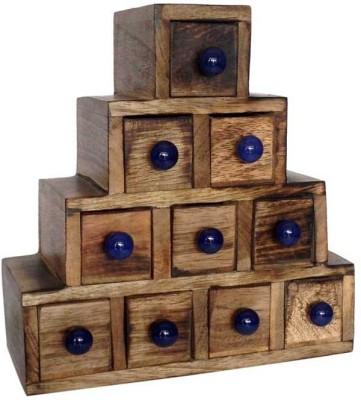 Mavi MBP-2DR10 Wooden Wall Shelf