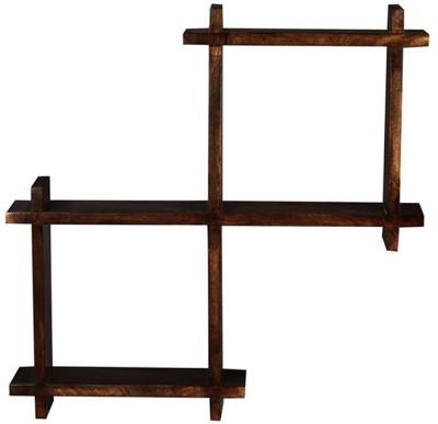 Rahkri RKWDS-24 Wooden Wall Shelf