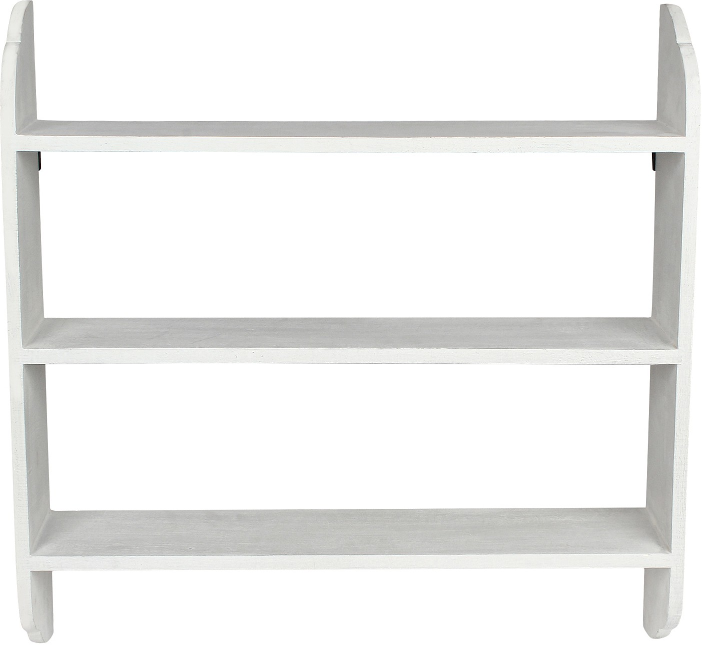 View The Decor Mart Wooden Wall Shelf(Number of Shelves - 3) Furniture (The Decor Mart)