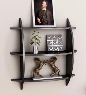 WonderWood Handicrafts Wooden Wall Shelf
