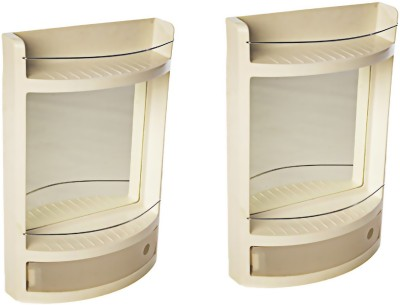 DEVICE IN LION Plastic Wall Shelf