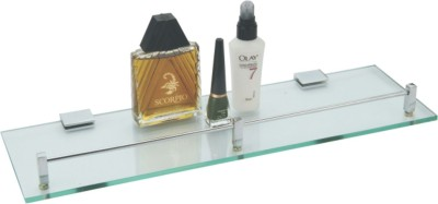 Sungold Glass Wall Shelf