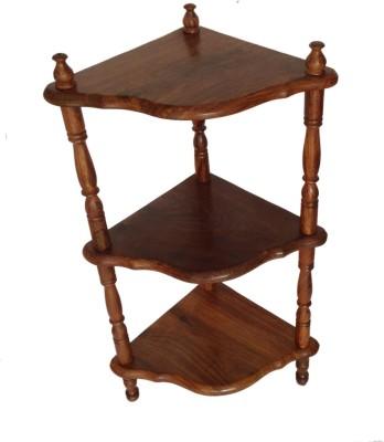 Mavi Stand Wooden Wall Shelf