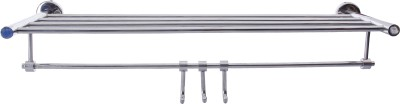 Dolphy Stainless Steel Wall Shelf