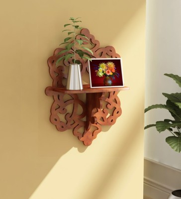 Decorhand Wooden Wall Shelf