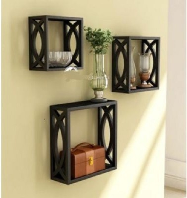 Hallmarc Home Decor MDF Wall Shelf
