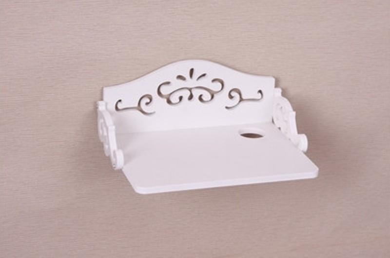 View skood MDF Wall Shelf(Number of Shelves - 1, White) Furniture (skood)