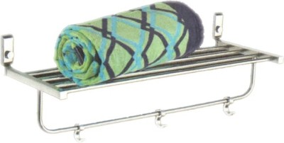 Sparrow Towel Rack Stainless Steel Wall Shelf