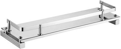 dazzle 5 X 12 Shelf Stainless Steel Wall Shelf