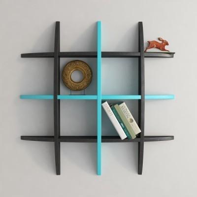 hardika furniture Globe Shape MDF Wall Shelf