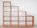 Nitraa Wooden Wall Shelf (Number of Shel...