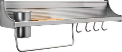 GUDE Aluminium Wall Shelf
