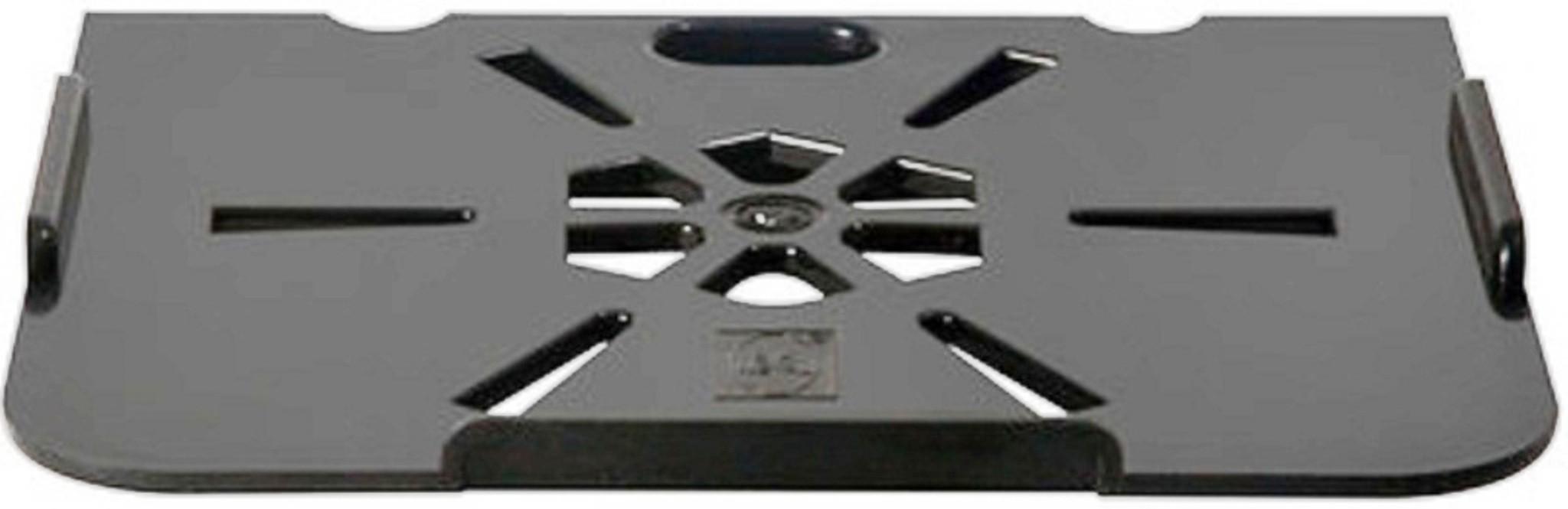 View G S Enterprise Plastic Wall Shelf(Number of Shelves - 1, Black) Furniture (G S Enterprise)
