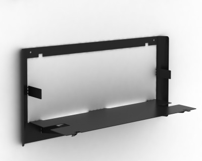 FURNXT Steel Wall Shelf(Number of Shelves - 1)