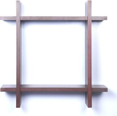 Dcjc Dcjc Square Shelf 1 Wood MDF Wall Shelf