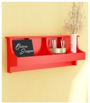 Onlineshoppee Wall Decor Wall Shelf Rack/Bracket Wooden Wall Shelf