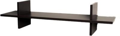 Exclusive Furniture Designer Straight Wooden Wall Shelf