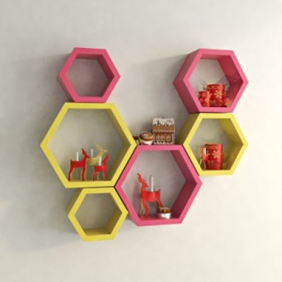 Home Decor India MDF Wall Shelf