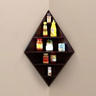 Rahkri RKWDS-11 Wooden Wall Shelf