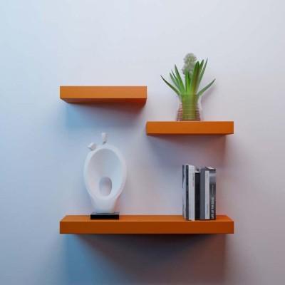 Rahkri RKWDS-59 Wooden Wall Shelf