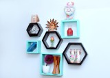 Decor India Craft MDF Wall Shelf (Number...