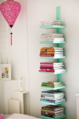 TheNewLook Wooden Wall Shelf